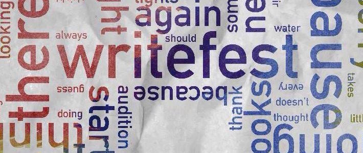 WriteFest winners 2018