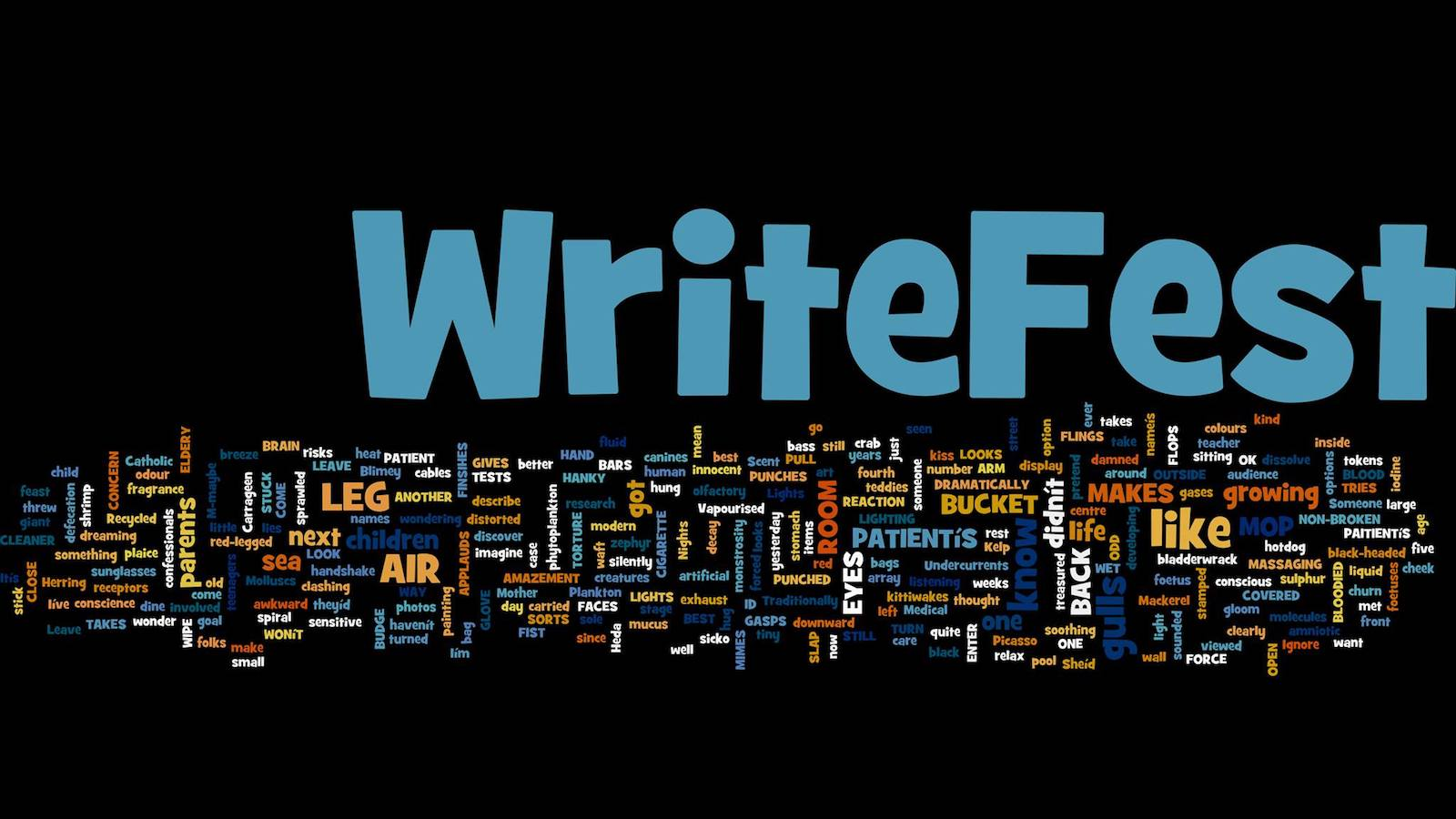 WriteFest graphic