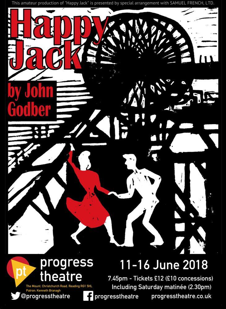 Happy Jack poster
