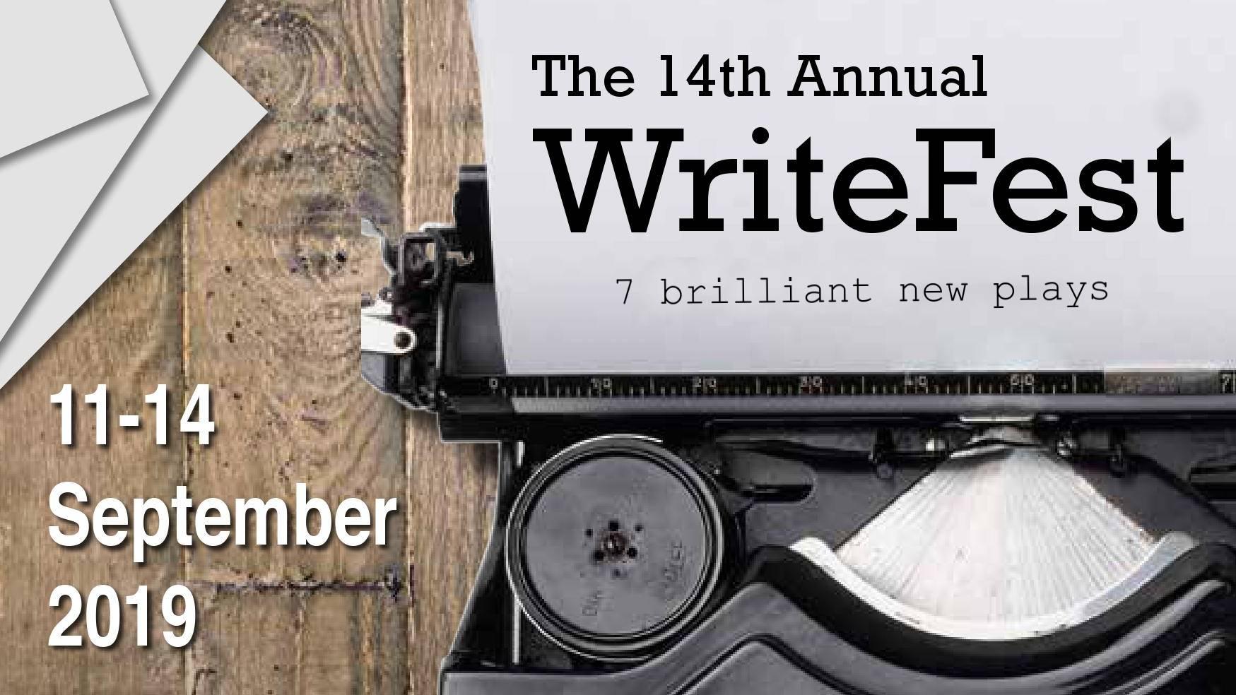 WriteFest banner