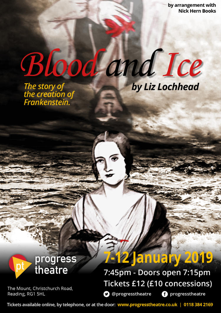 Blood and Ice poster