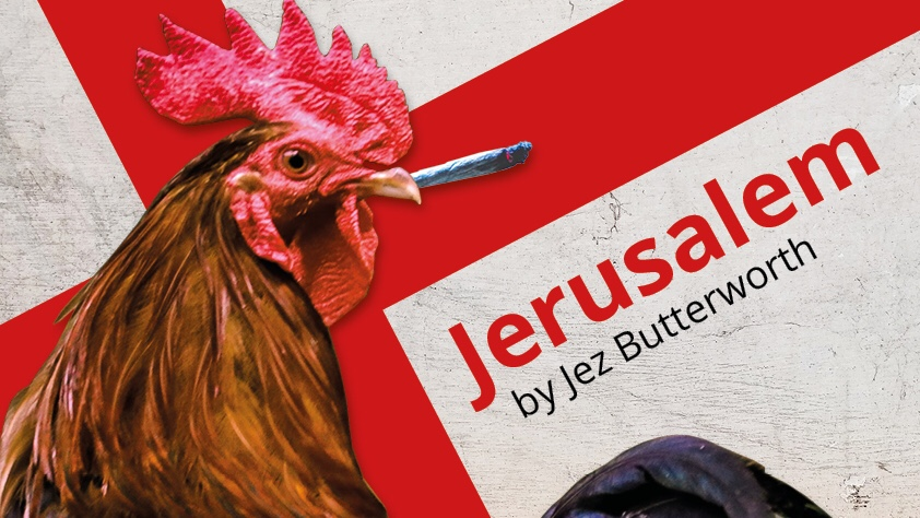 Jerusalem graphic