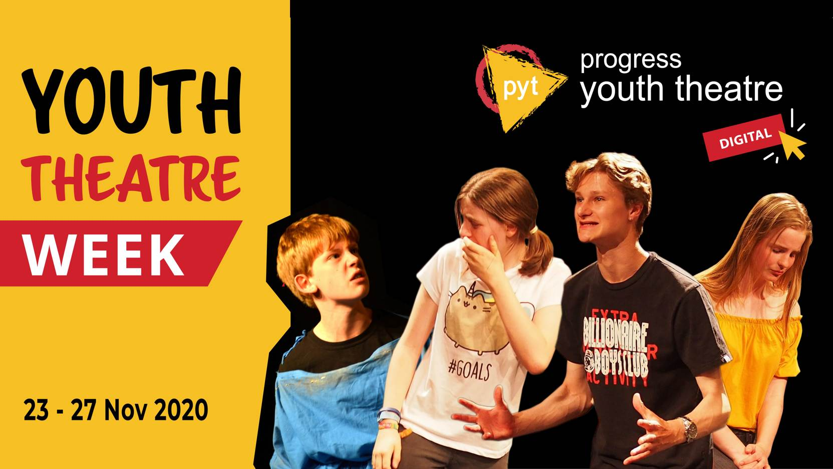Youth week graphic