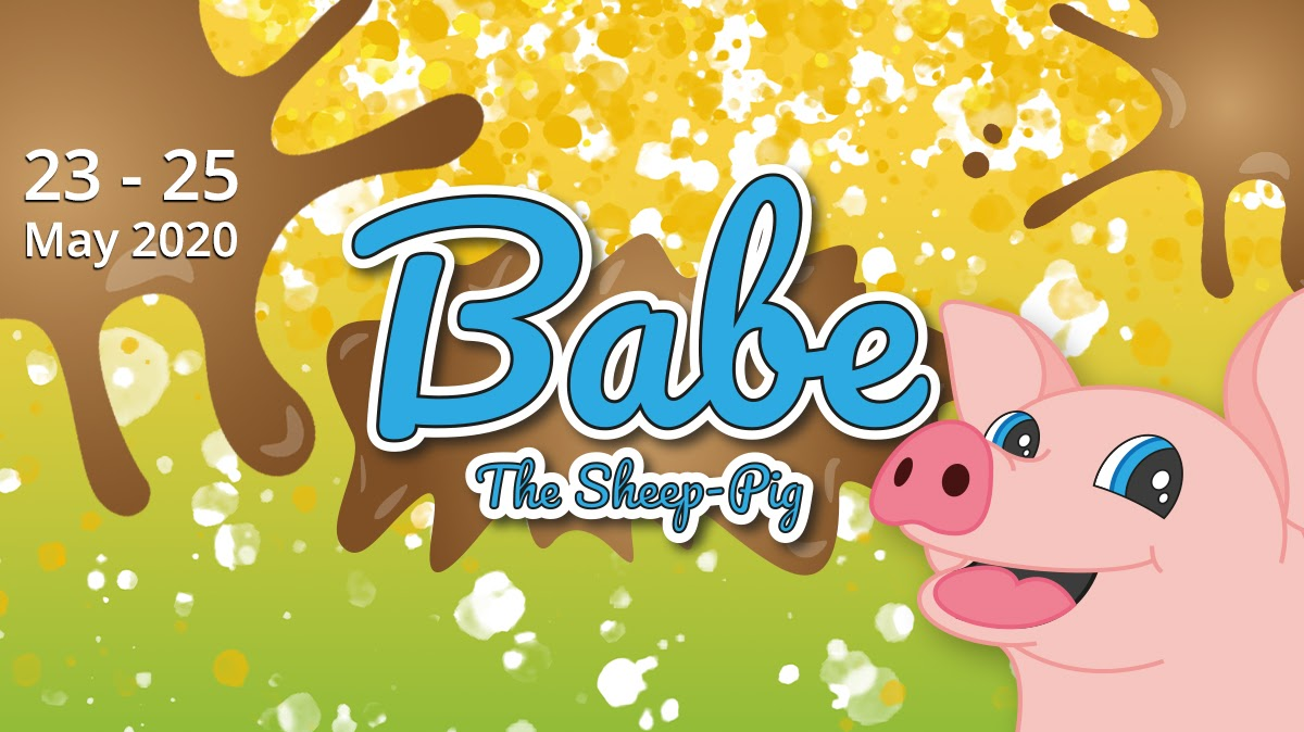 Babe the Sheep-Pig graphic