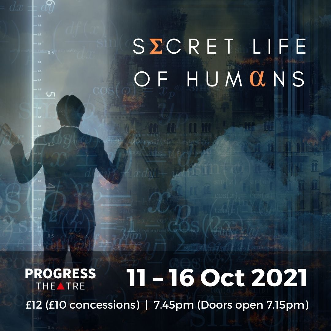 Secret Life of Humans graphic