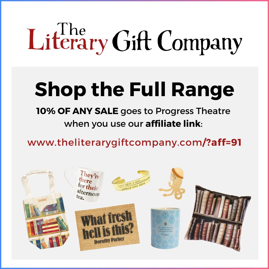 The Literary Gift Company full range