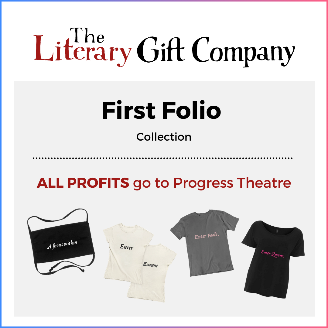 The Literary Gift Company First Folio