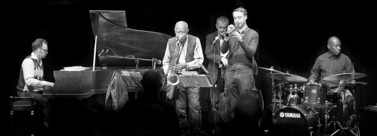 Art Themen's New Directions Quintet photo by Bob Hewson