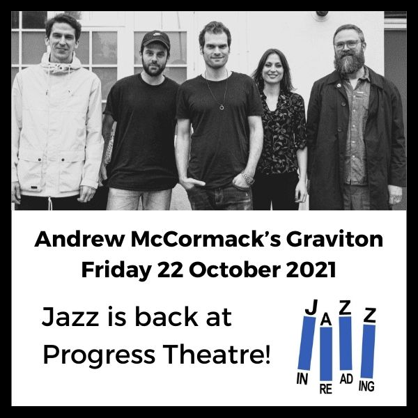 Photo and text for Andrew McCormack's Graviton, Friday 22 October 2021
