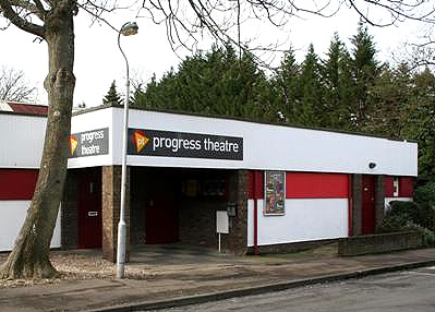 Progress Theatre building